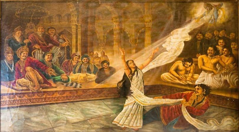 Summary of Sabha Parva - The Mahabharata