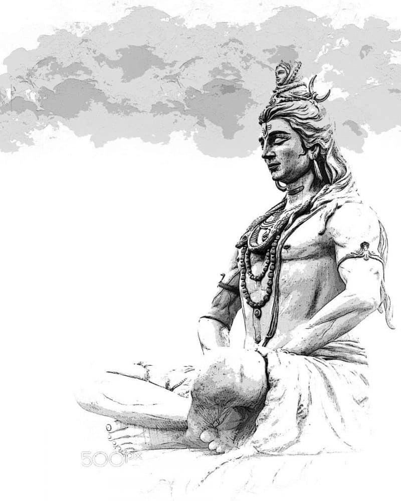 Lord Shiva - Art