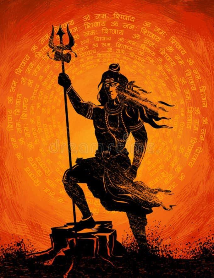 Lord Shiva Amazing Wallpaper