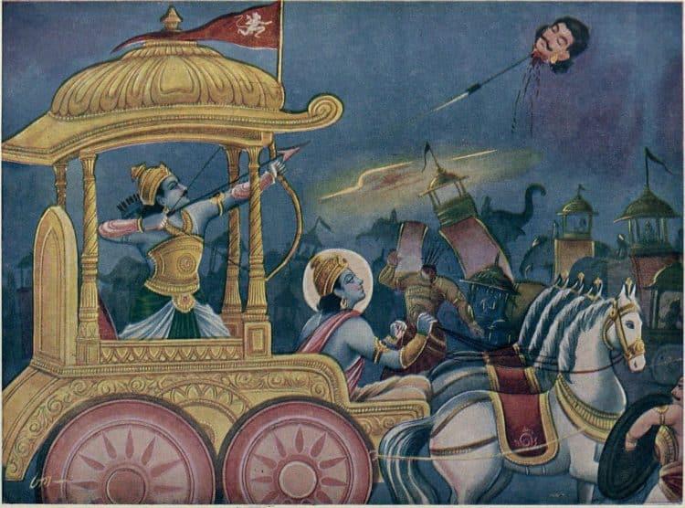 death-jayadratha