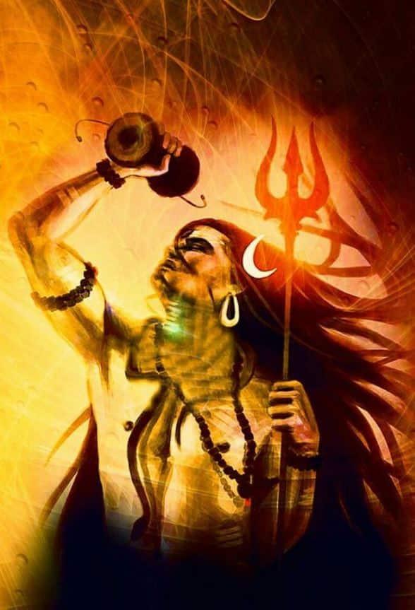 Lord Shiva Halahal