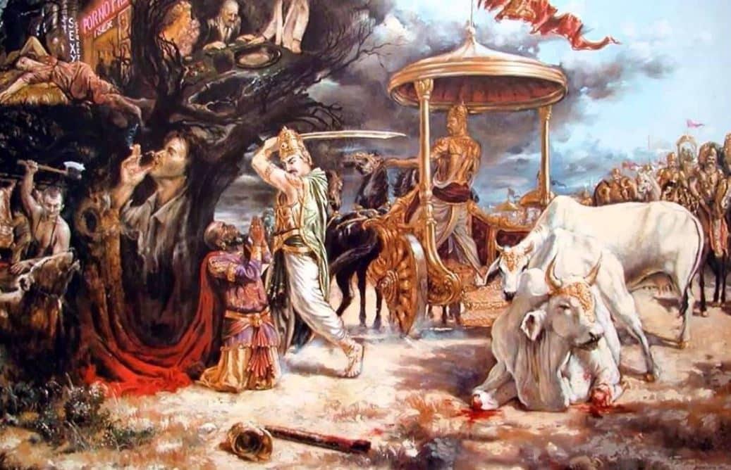 The Symptoms of Kaliyuga - Ancient Hindu Predictions