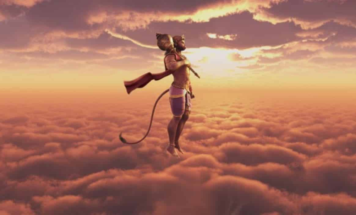 Power of Hanuman Chalisa