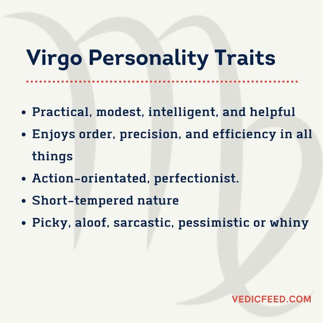 Characteristics virgo man Virgo Man
