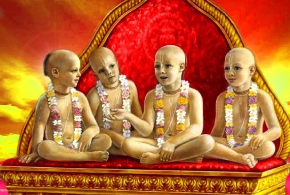 Four Kumars_24 Avatars of Vishnu