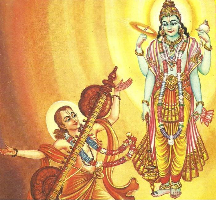 Narada - Avatars of Vishnu