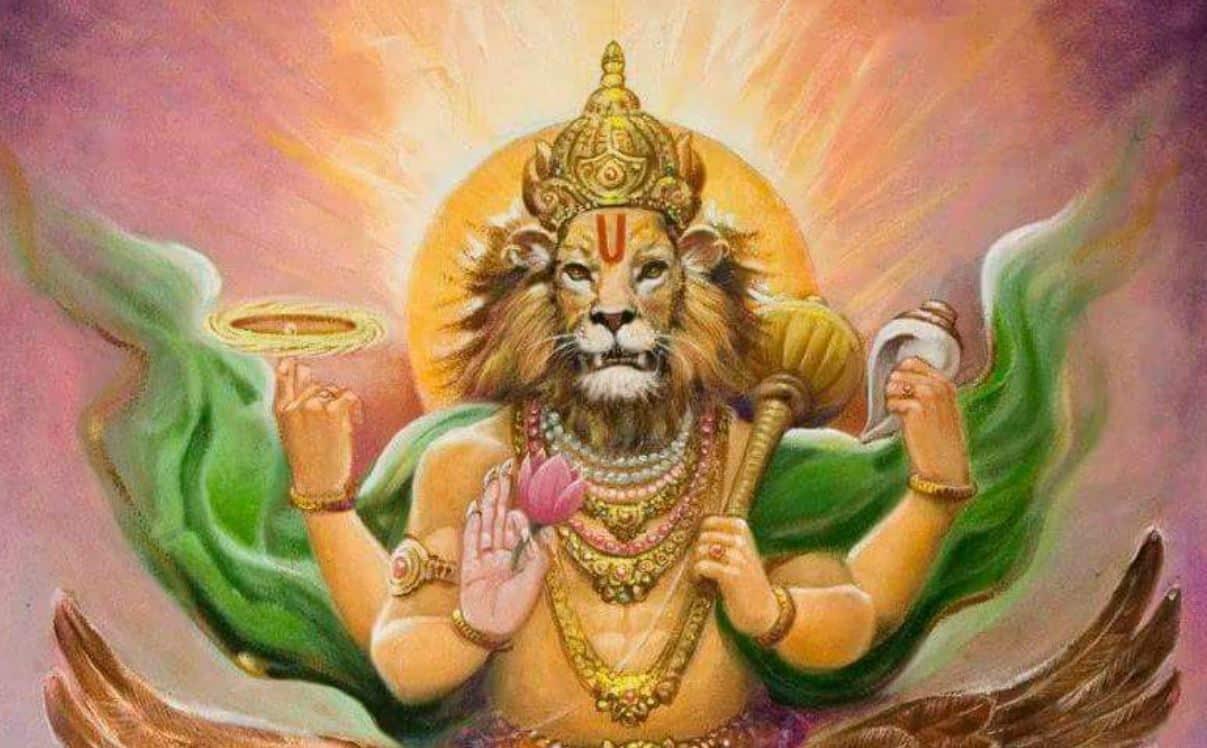 Narsimha Avatar of Vishnu