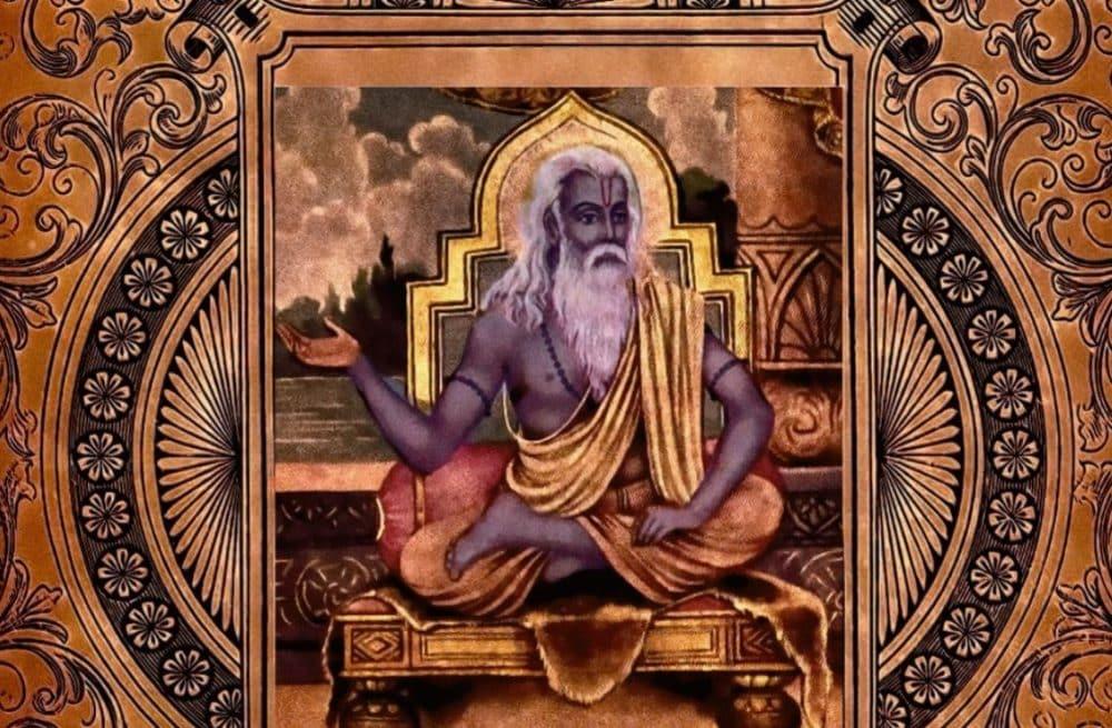 Veda Vyasa - Compiler of Vedas