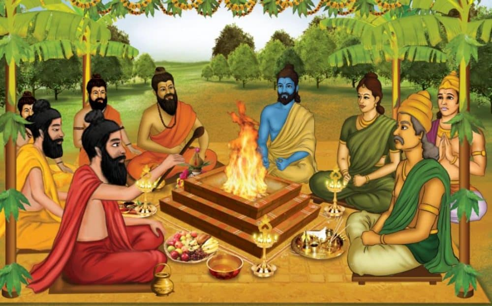 Yajneshwara - Avatars of Vishnu
