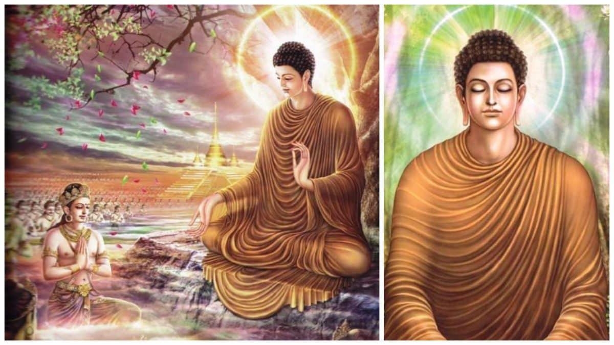 Lord Buddha - Avatar of Vishnu