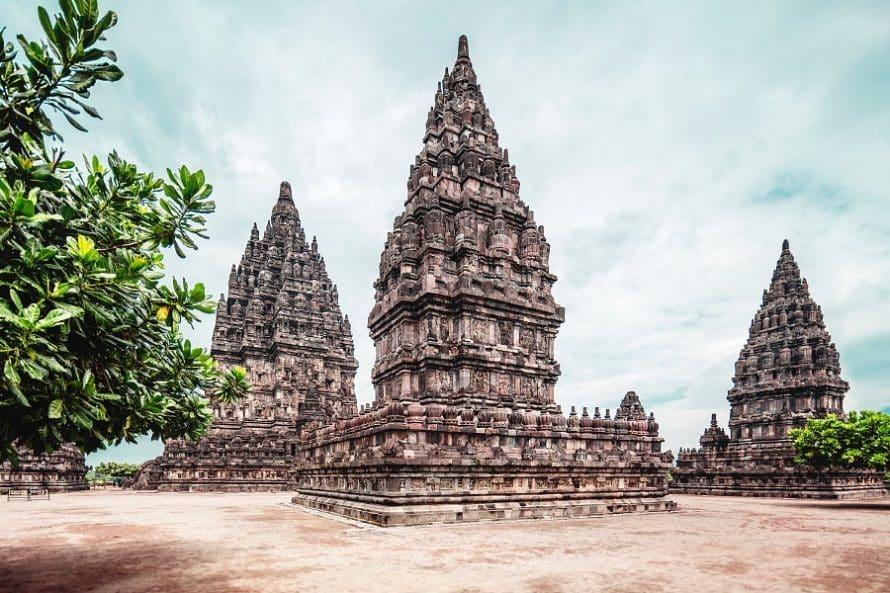 Prambanan Temple Java Indonesia