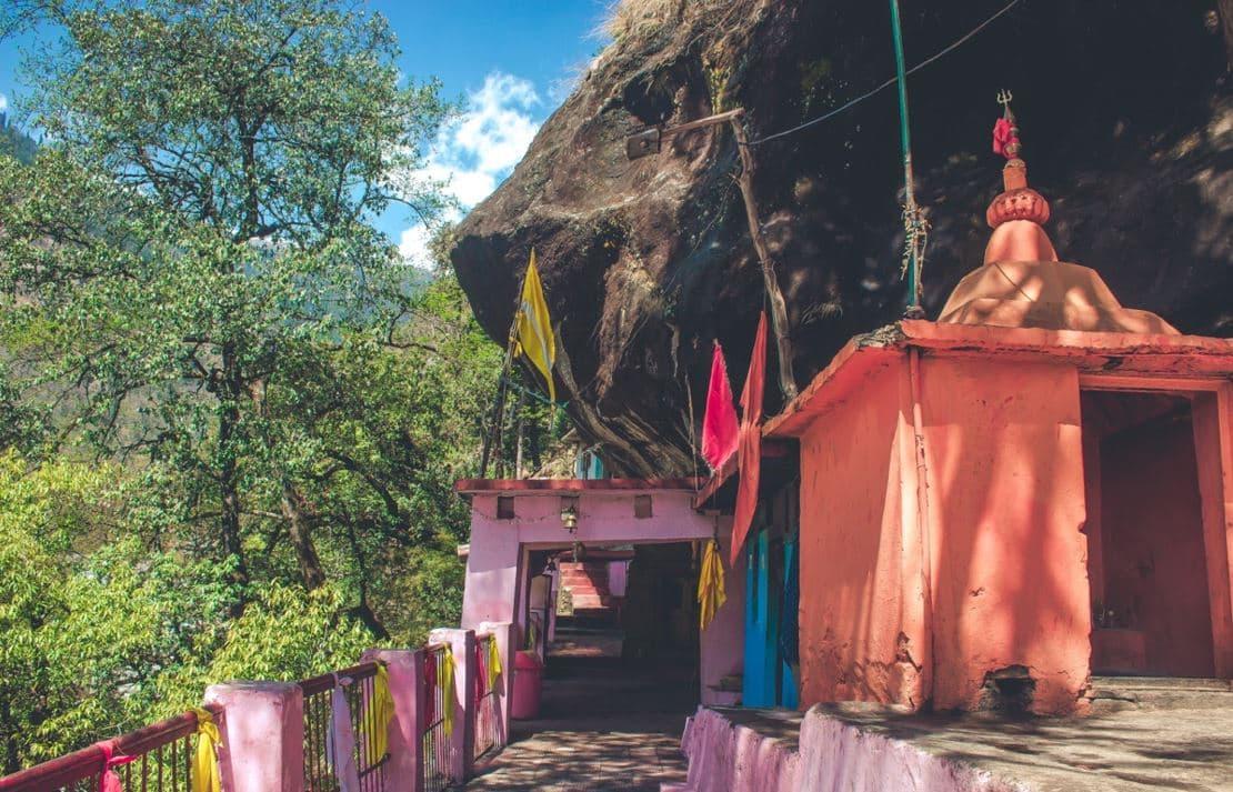 Kalpeshwar Temple
