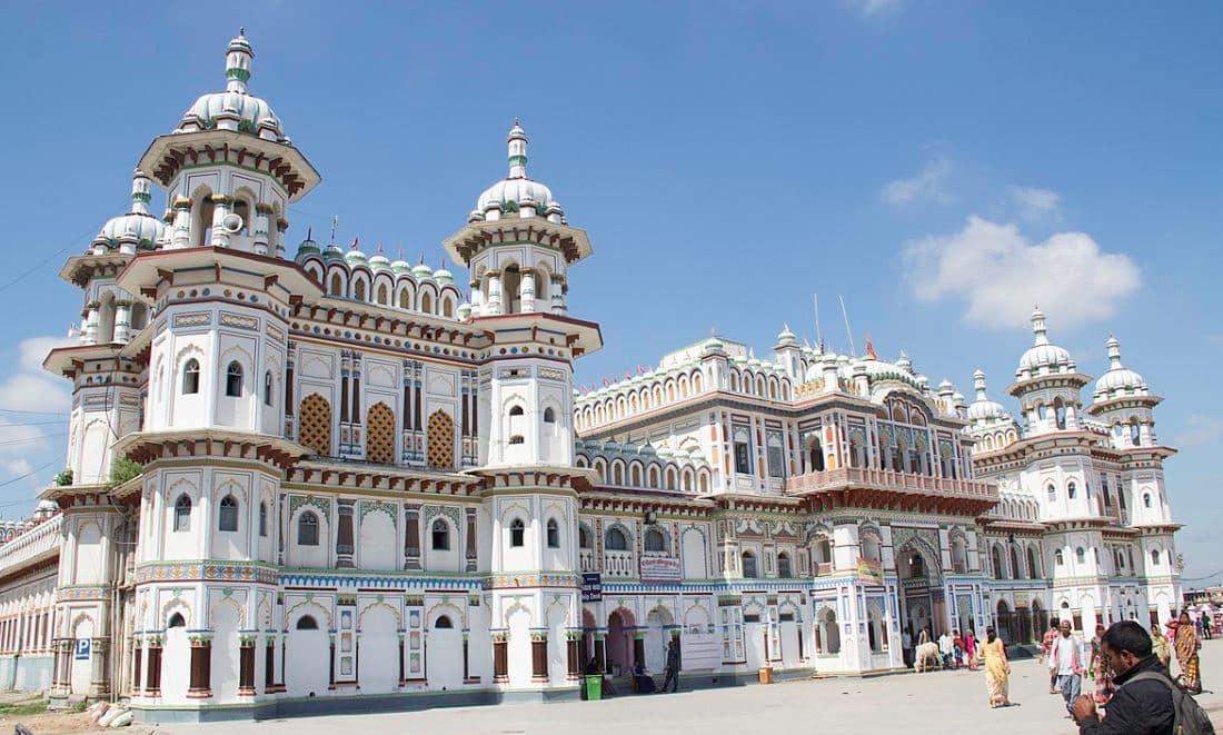 Ram Janaki Temple - Janakpur