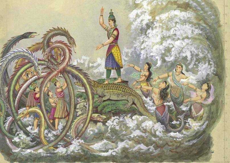 Lord Varuna