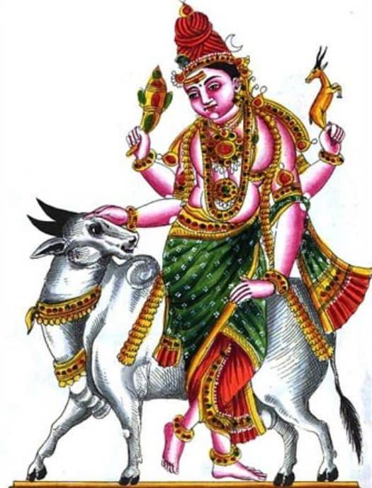 Nandi Avatar of Shiva