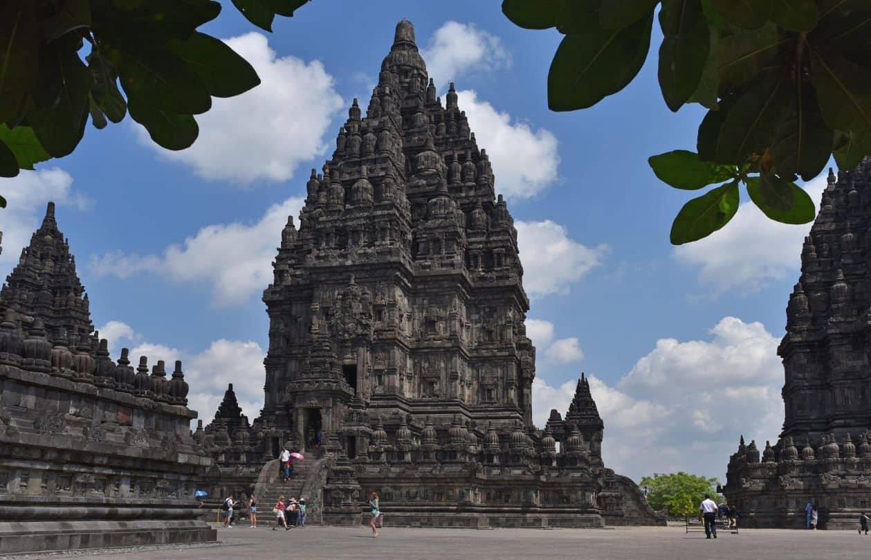 Shiva Temple at Prambanan