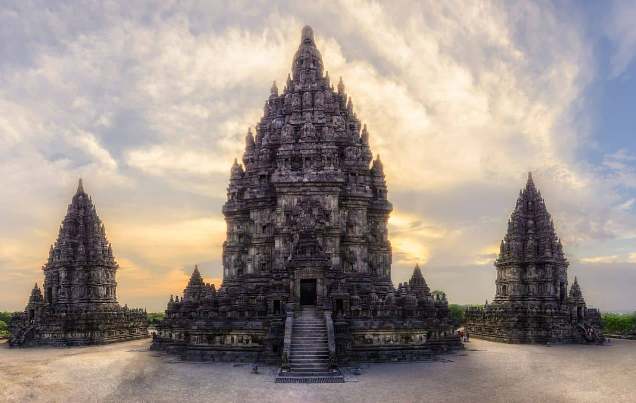 Trimurti Temples