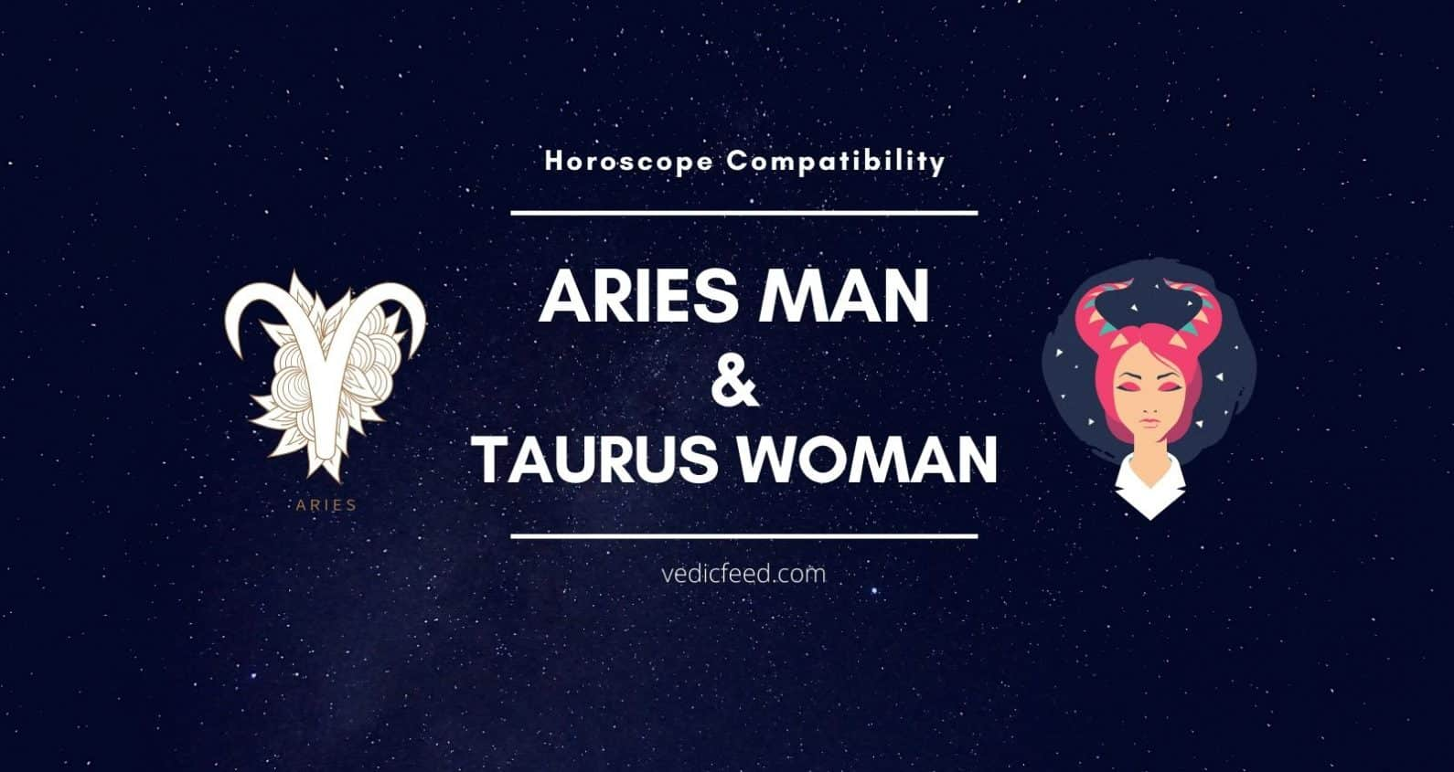 Aries Man and Taurus Woman