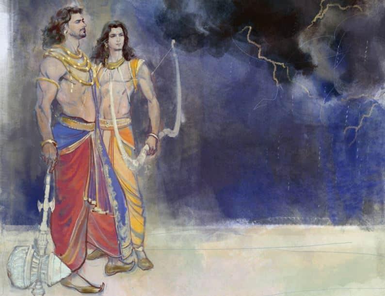Karna Duryodhana