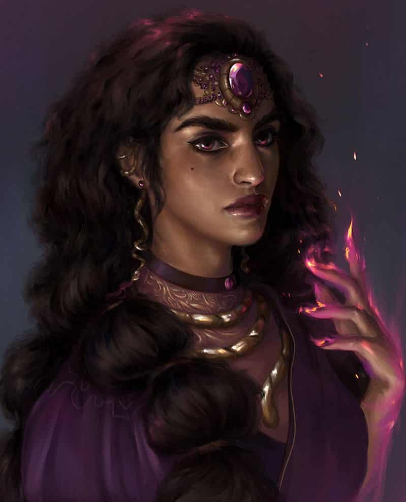 Surpanakha - Ravana's Sister