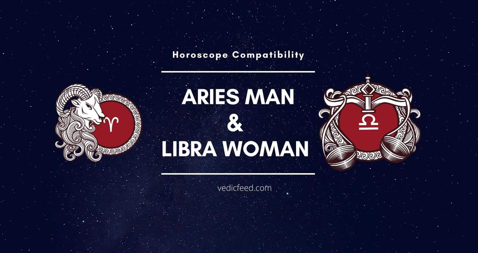 Aries Man and Libra Woman
