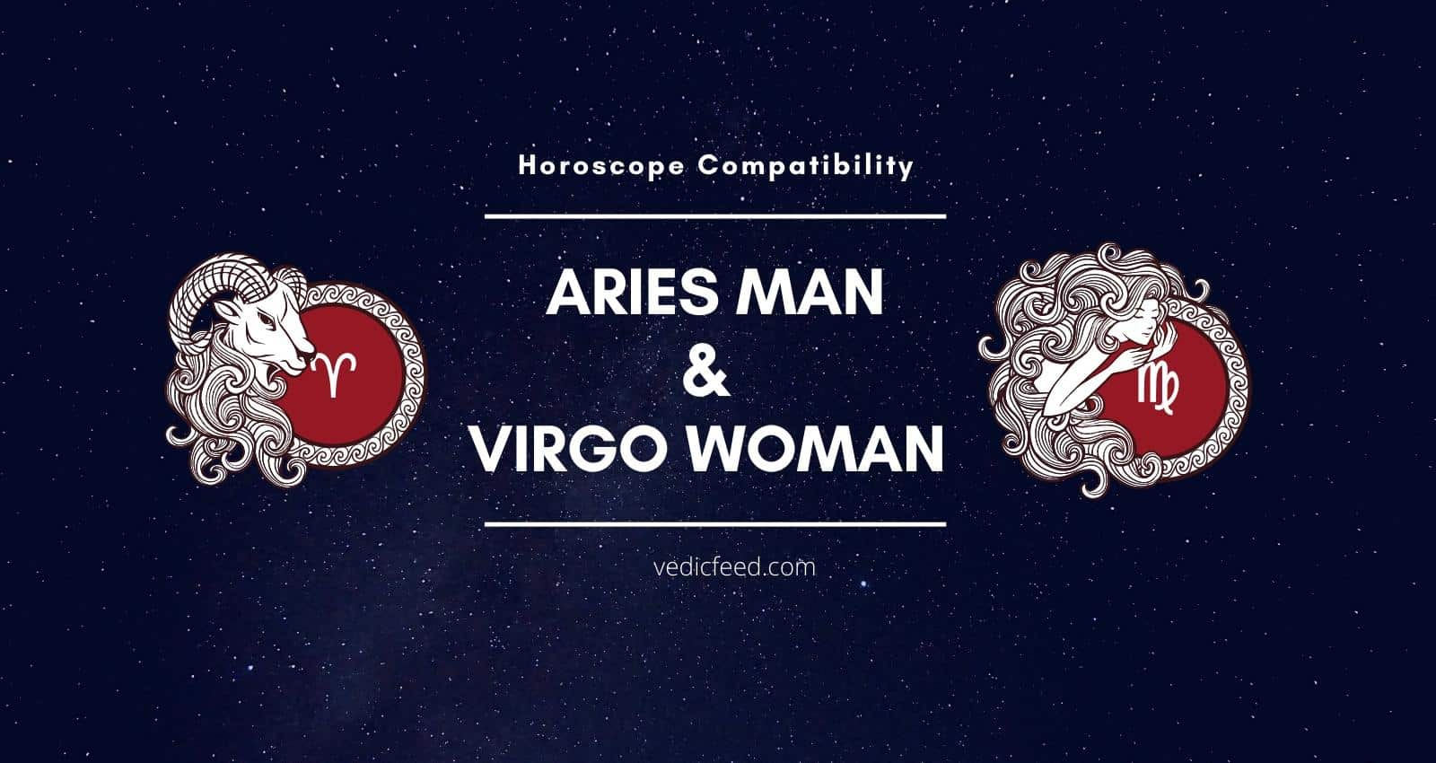 Aries Man and Virgo Woman