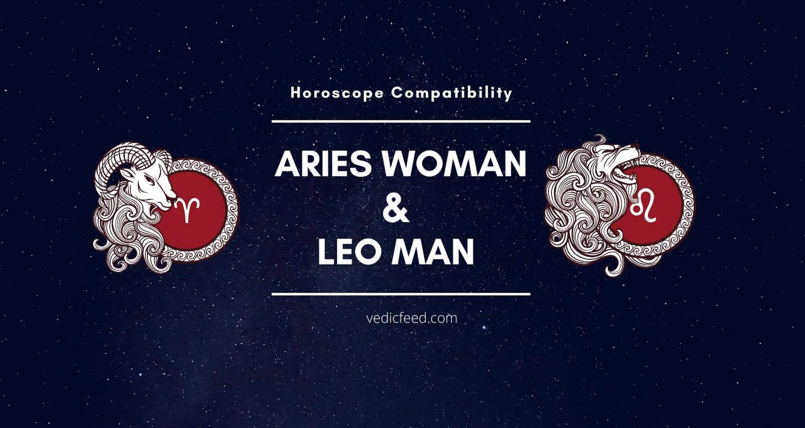 Aries Women and Leo Man Compatibility
