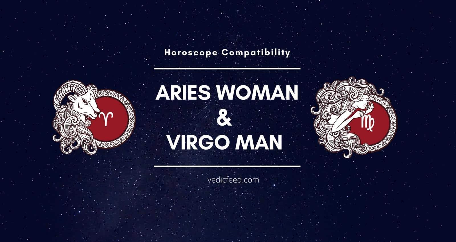 Aries Women and Virgo Man