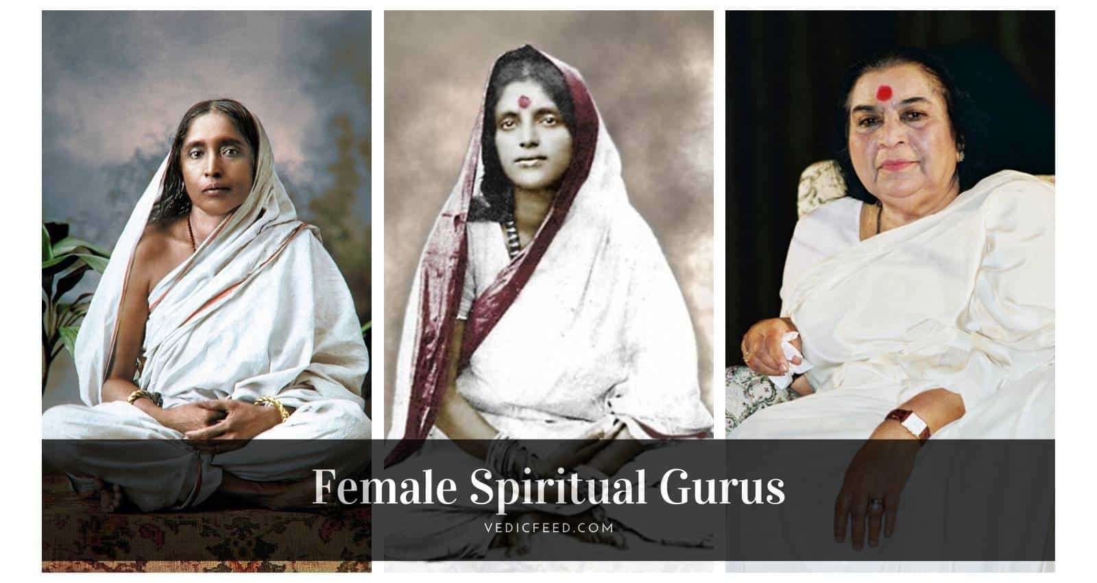 Female Spiritual Gurus