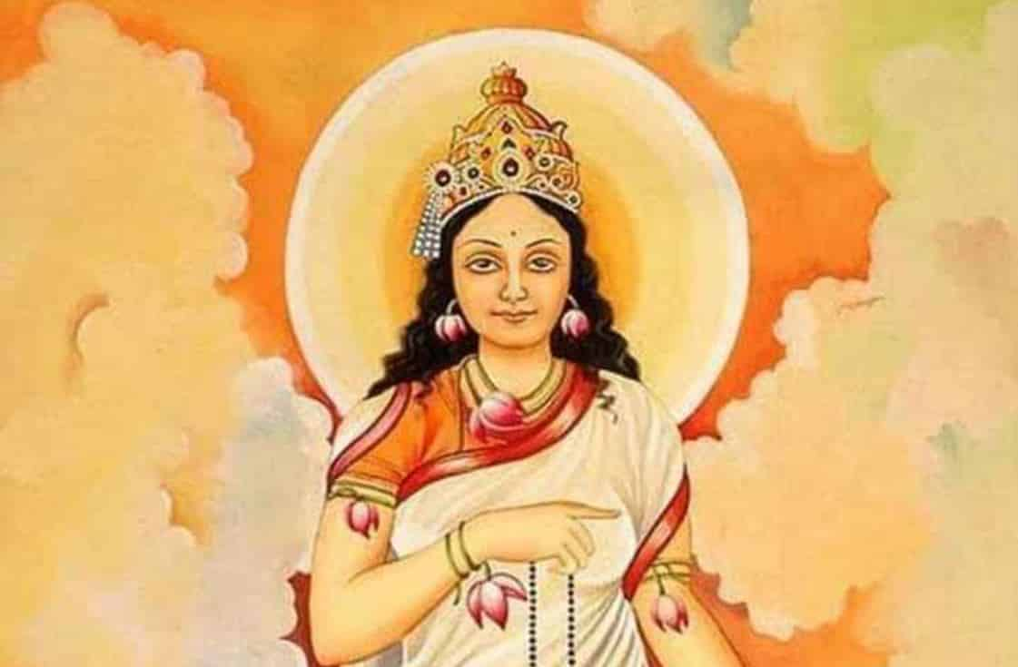 Goddess Ushas - Vedic Goddess of Dawn