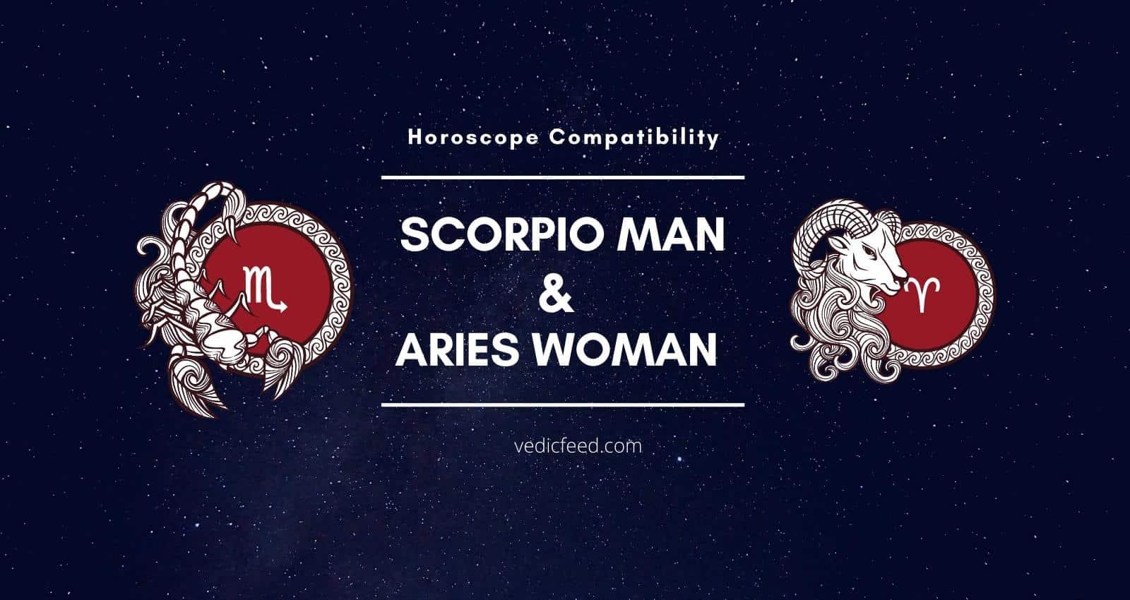 Scorpio Man and Aries Woman