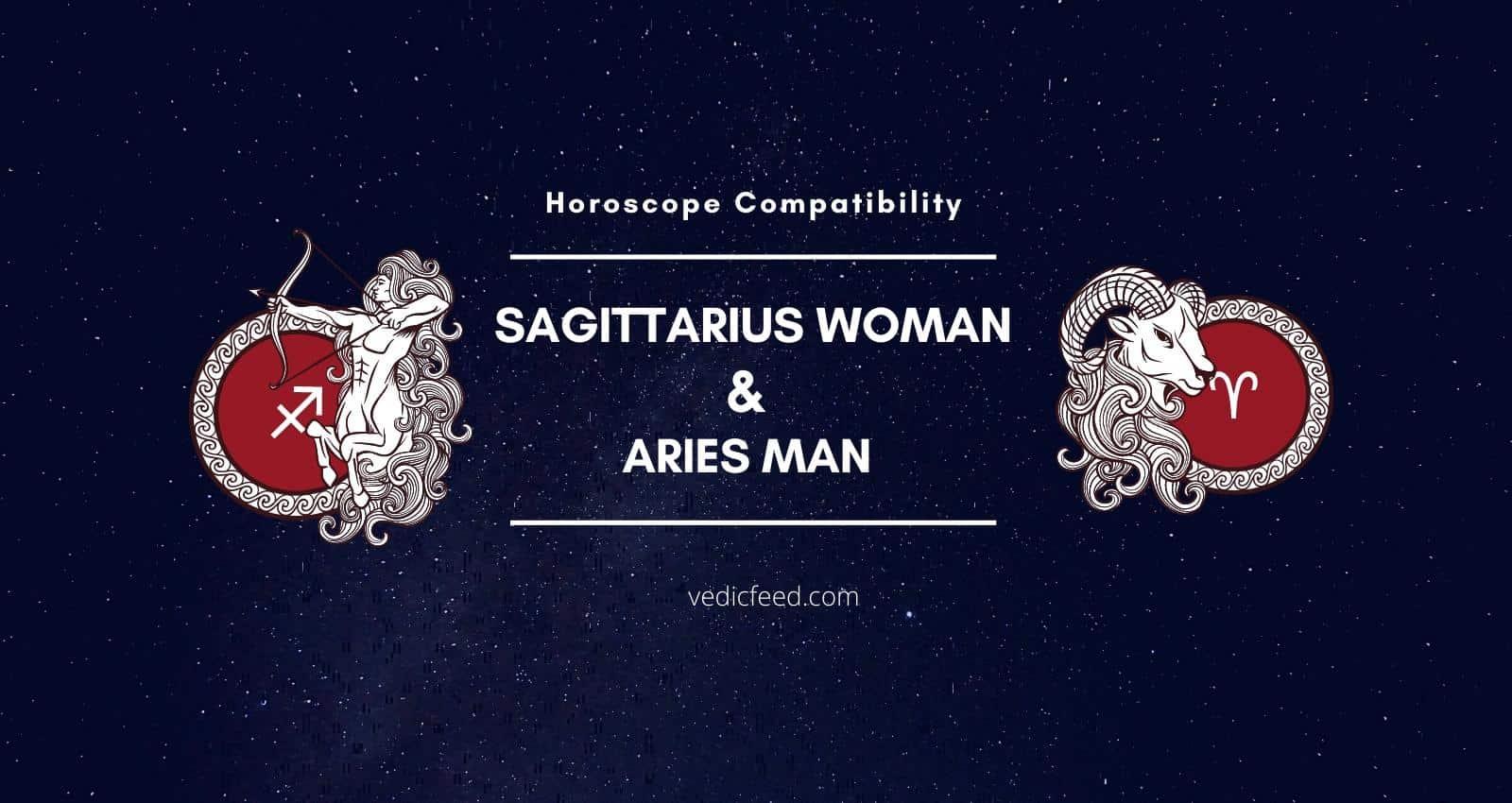 Aries Man and Sagittarius Woman