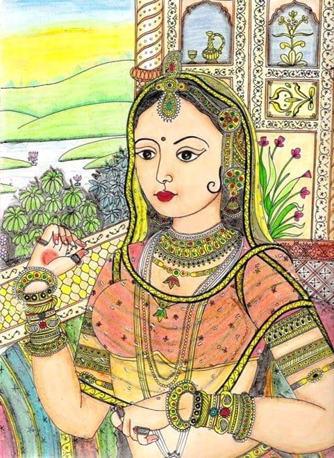 Urmila - Wife of Lakshamana
