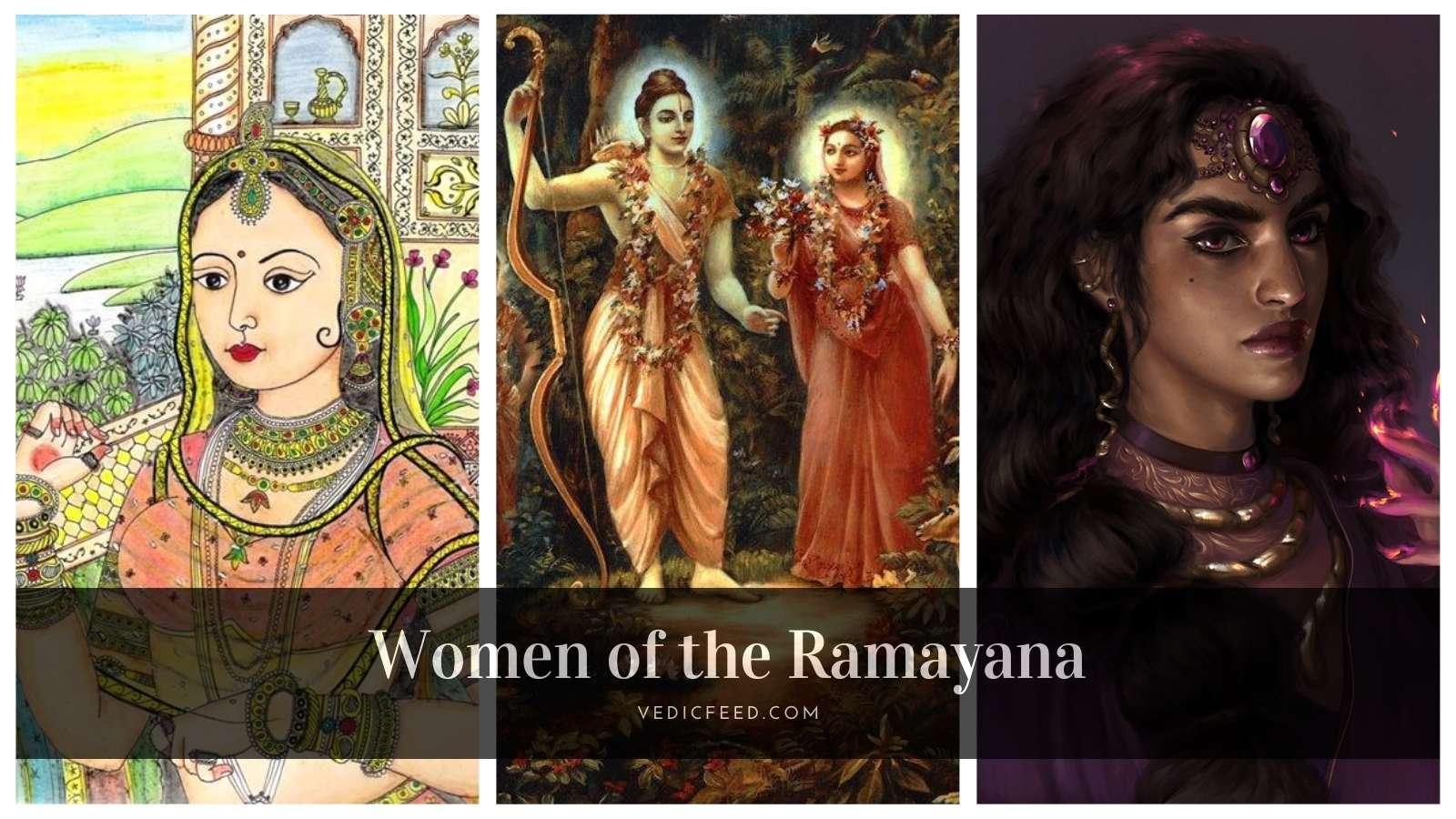 Women of the Ramayana