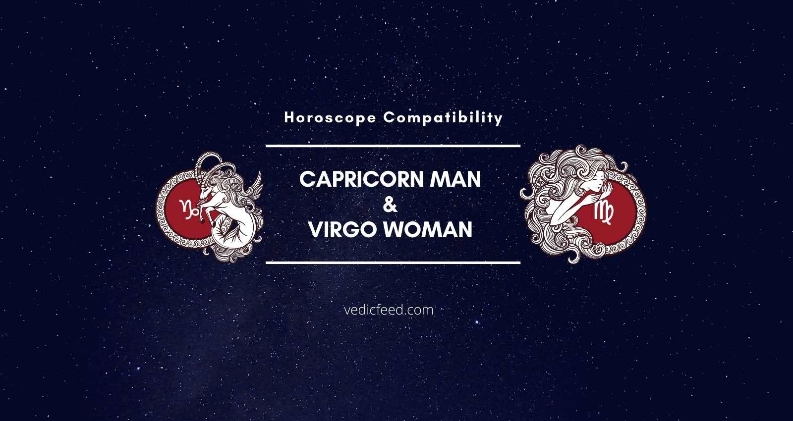 Capricorn Man and Virgo Woman Compatibility