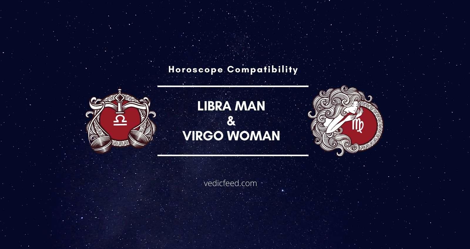 Libra Man and Virgo Woman Compatibility