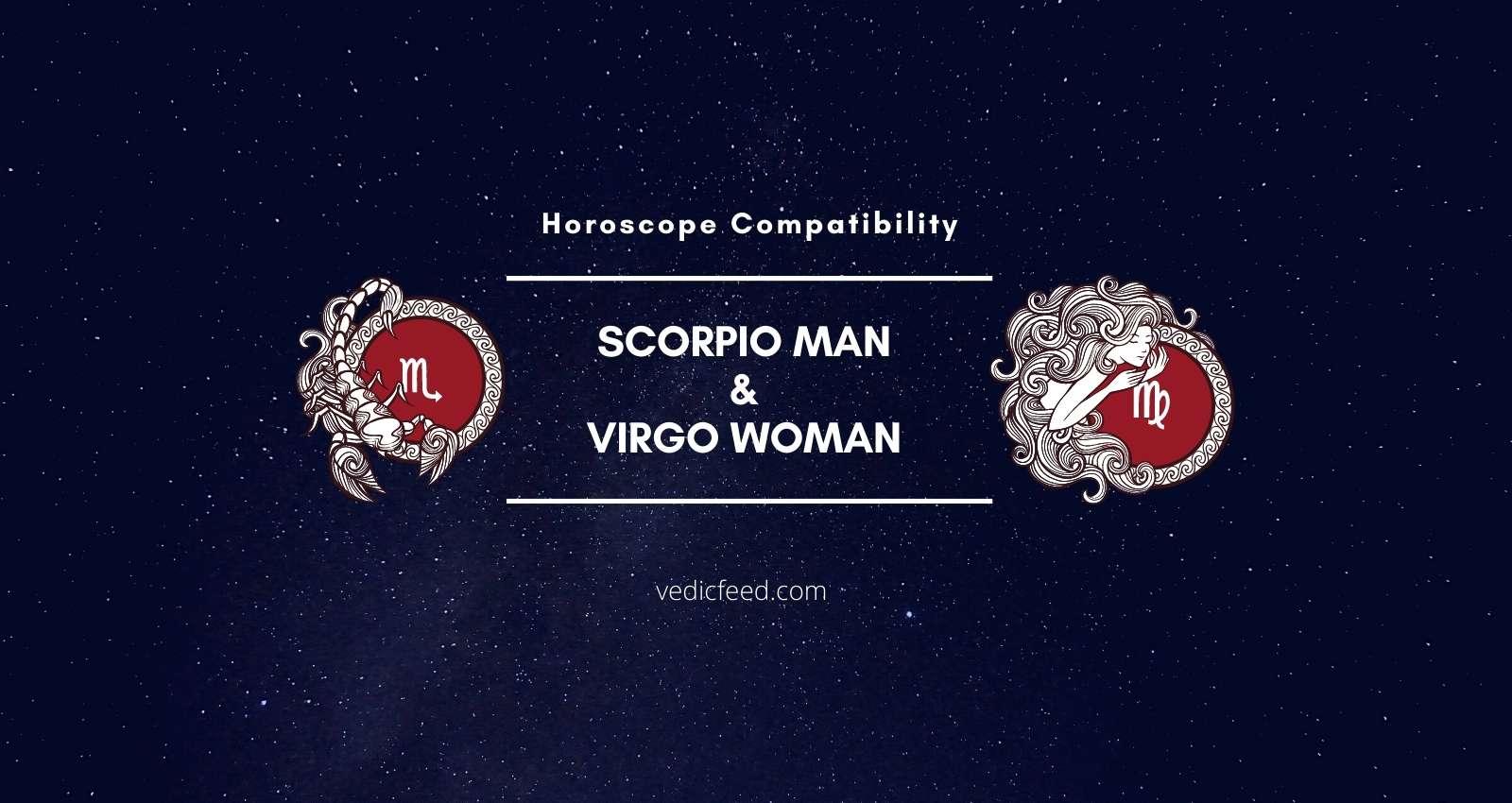 Scorpio Man and Virgo Woman Compatibility