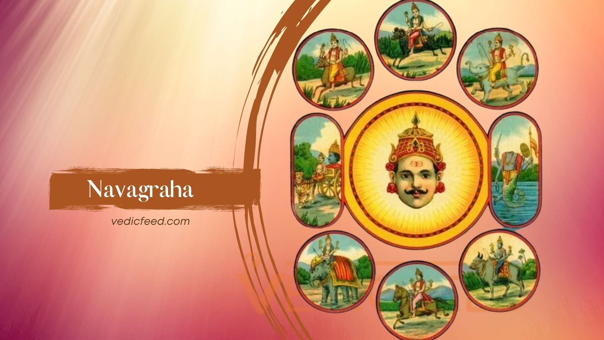 Navagraha - 9 Planets in Vedic Astrology
