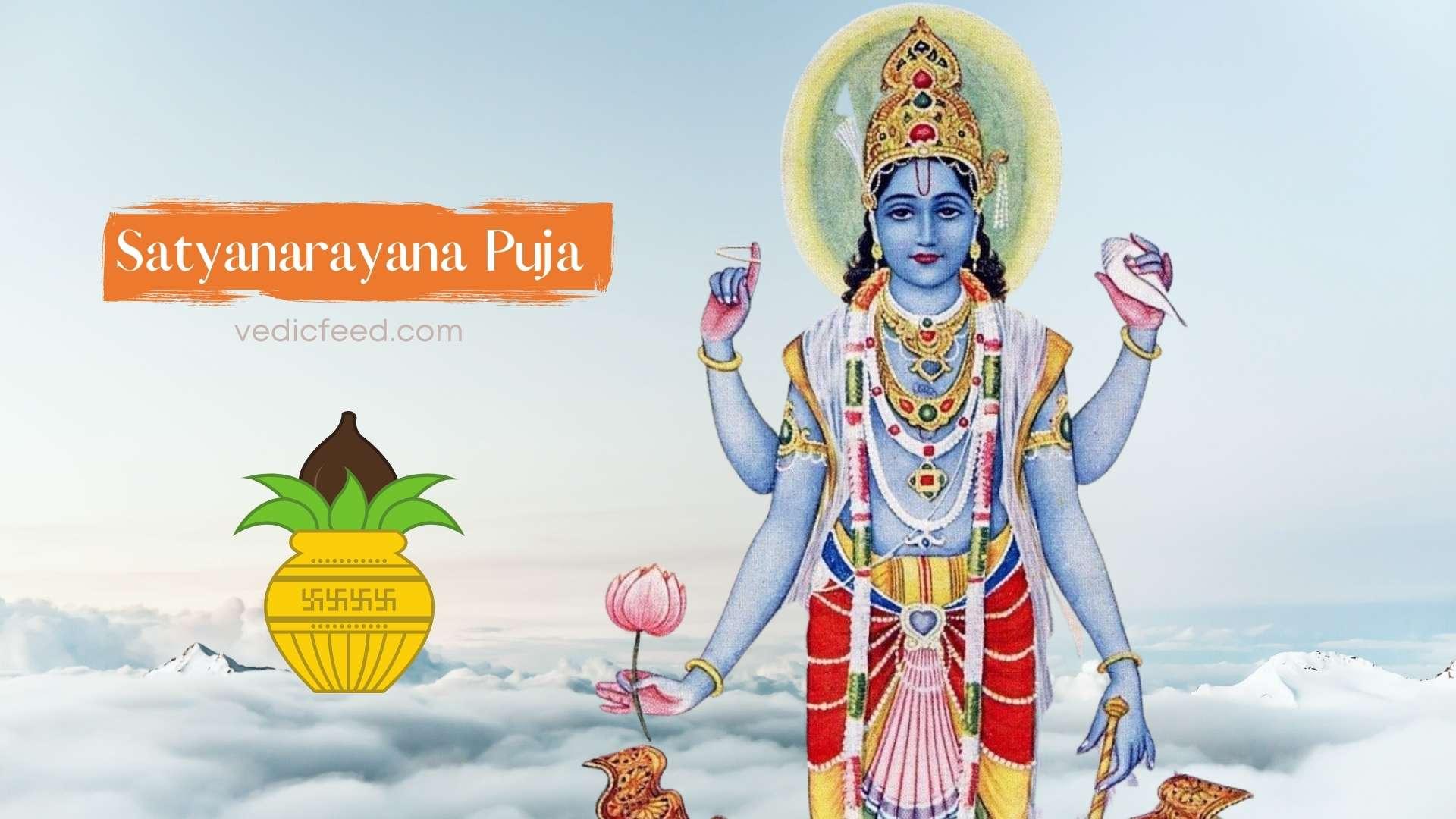 Satyanarayana Puja