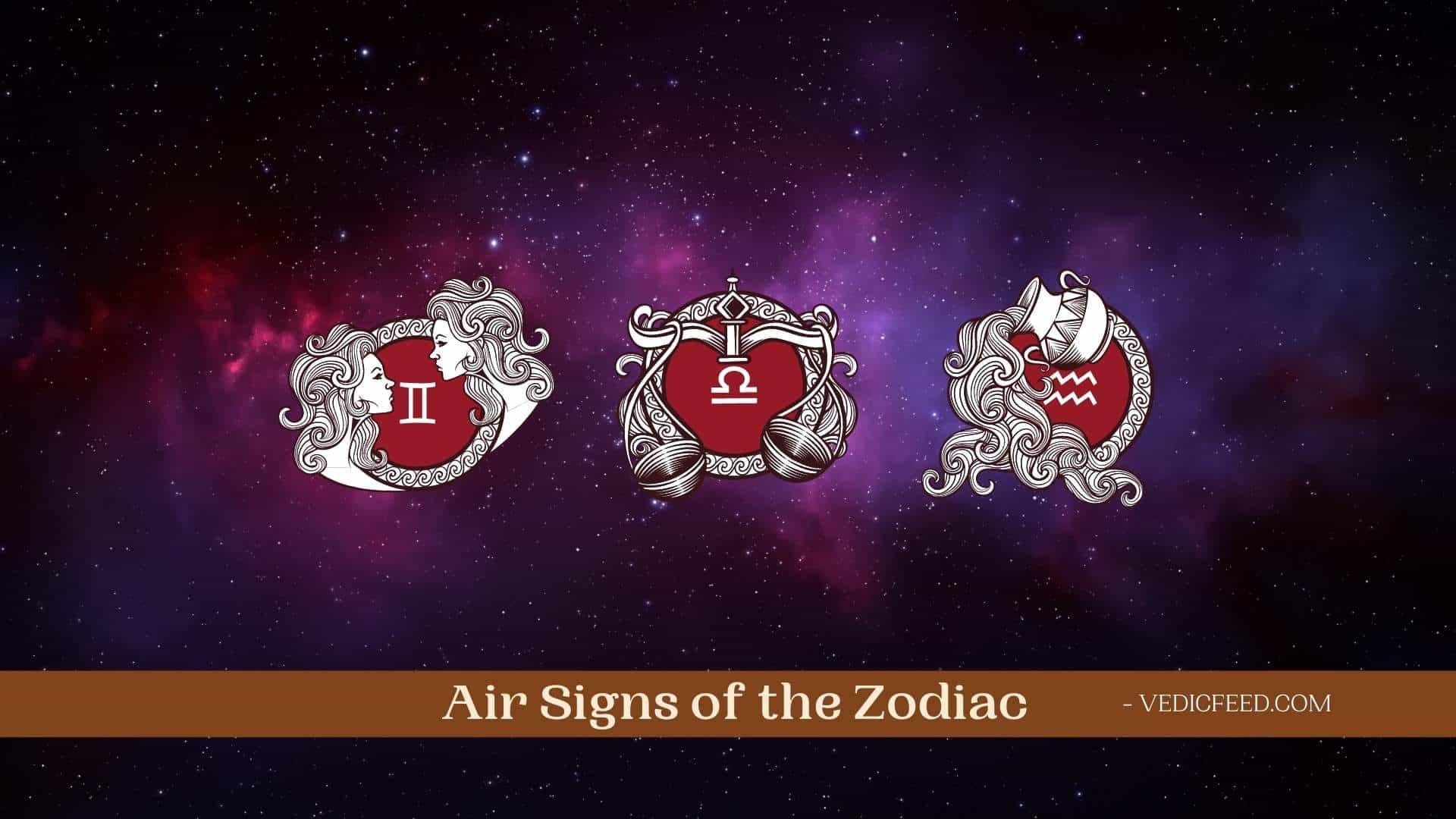 Air Signs Zodiac
