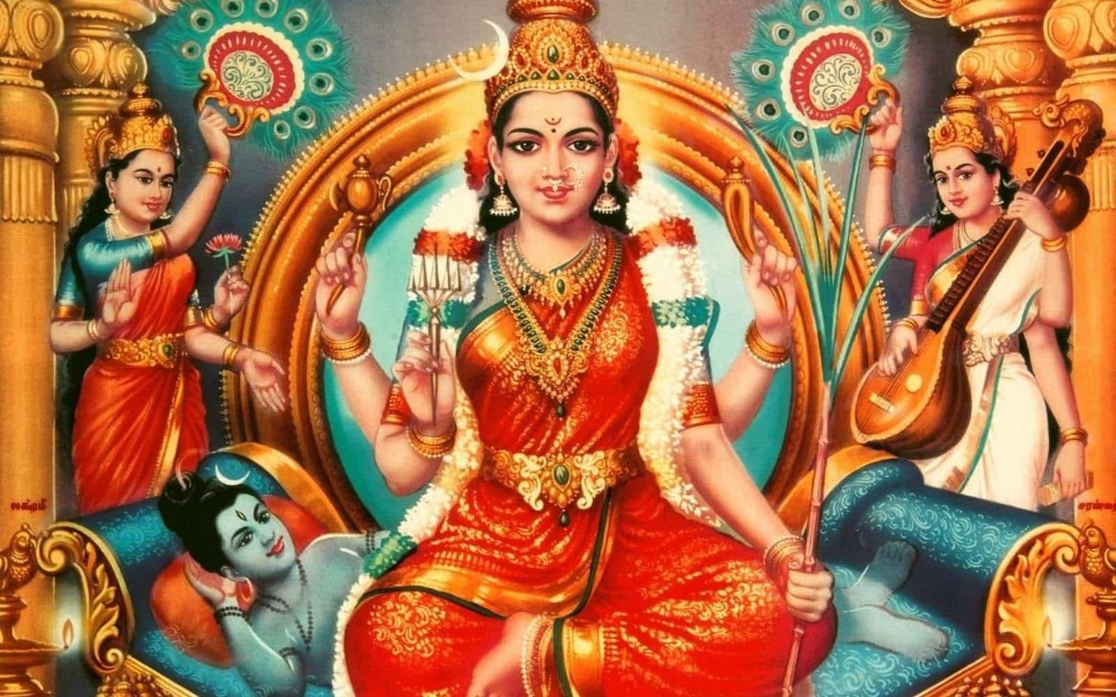 Tripura Sundari Devi