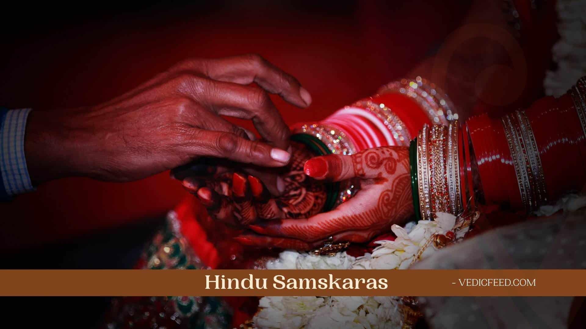 16 Samskaras in Hinduism