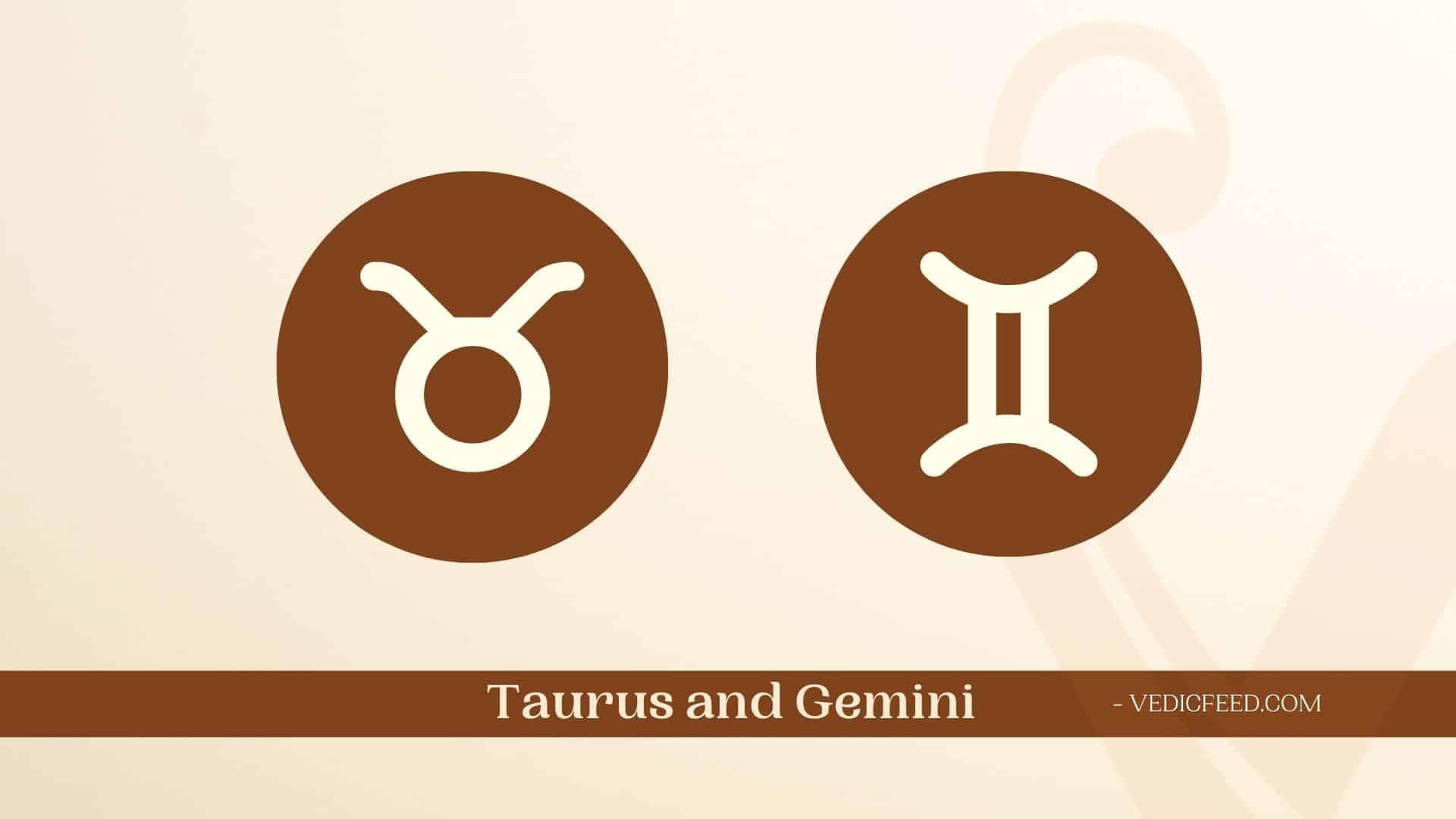 Taurus and Gemini Compatibility